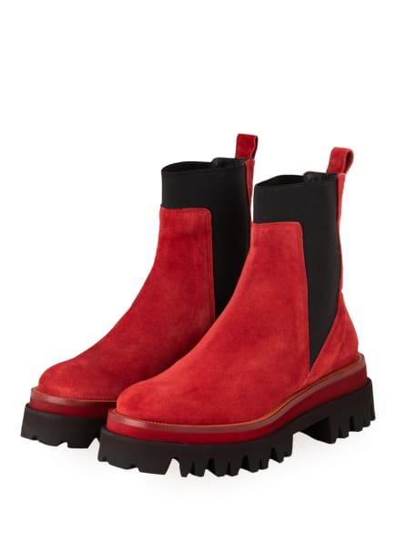 ZINDA Plateau-Boots, Farbe: ROT (Bild 1)