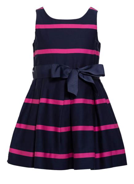 POLO RALPH LAUREN Kleid , Farbe: DUNKELBLAU/ PINK (Bild 1)