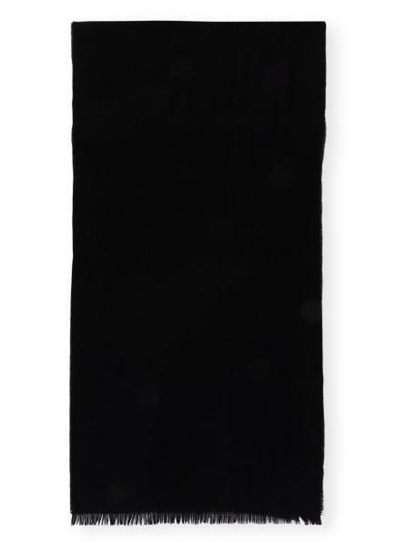 STROKESMAN'S Cashmere-Schal, Farbe: SCHWARZ (Bild 1)