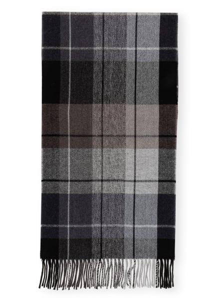 STROKESMAN'S Schal, Farbe: SCHWARZ/ GRAU/ BLAUGRAU (Bild 1)