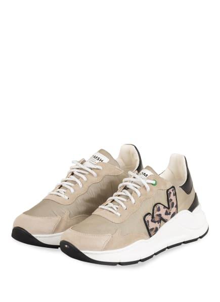 WOMSH Plateau-Sneaker WAVE, Farbe: BEIGE (Bild 1)