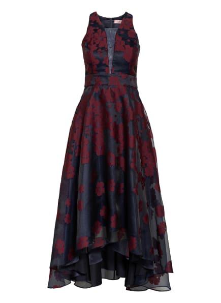 VM VERA MONT Abendkleid , Farbe: DUNKELBLAU/ DUNKELROT (Bild 1)