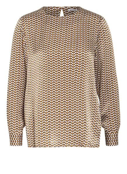 seidensticker Blusenshirt , Farbe: DUNKELBLAU/ WEISS/ GOLD (Bild 1)