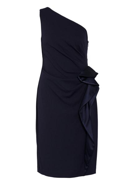 LAUREN RALPH LAUREN One-Shoulder-Kleid, Farbe: DUNKELBLAU (Bild 1)