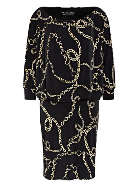 FRANK LYMAN Kleid mit 3/4-Arm , Farbe: SCHWARZ (Bild 1)