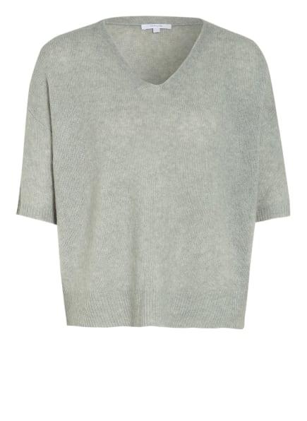 OPUS Pullover PIANDRA mit 3/4-Arm, Farbe: HELLGRÜN (Bild 1)