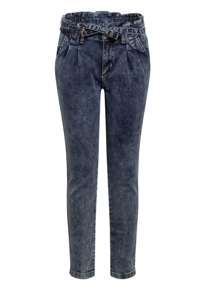BLUE EFFECT Skinny Jeans, Farbe: BLAU (Bild 1)
