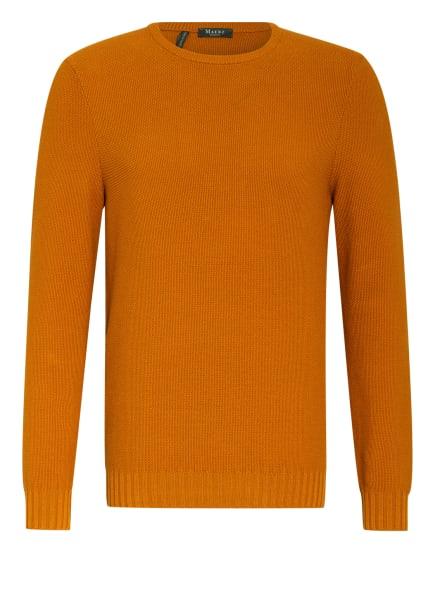 MAERZ MUENCHEN Pullover, Farbe: DUNKELORANGE (Bild 1)