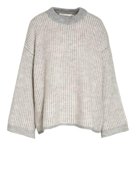 InWear Pullover SOLAL, Farbe: HELLGRAU/ WEISS (Bild 1)