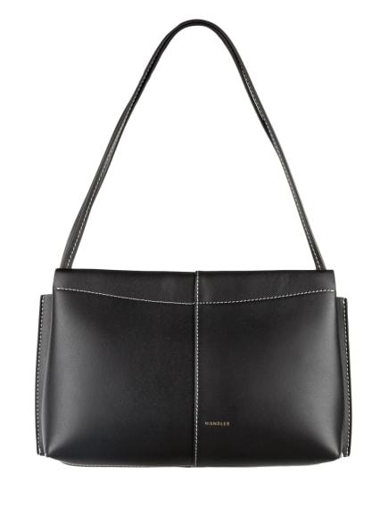 WANDLER Handtasche CARLY MINI, Farbe: SCHWARZ (Bild 1)
