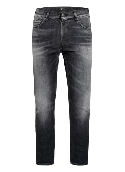 7 for all mankind Jeans RONNIE Skinny Fit, Farbe: BLACK (Bild 1)