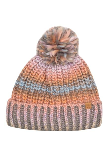 Barts Mütze JEVON, Farbe: ROSA/ GRAU/ ORANGE (Bild 1)