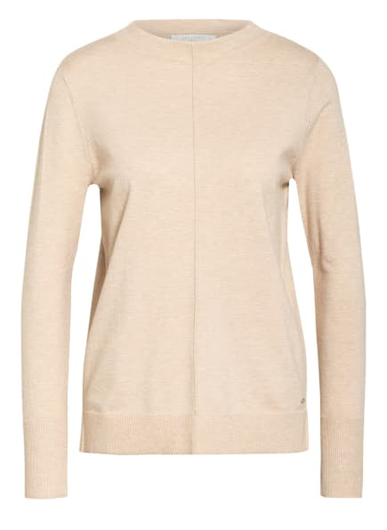 BETTY&CO  Pullover, Farbe: CAMEL MELIERT (Bild 1)