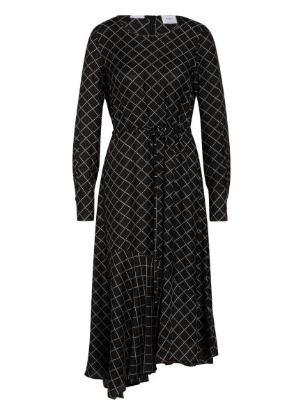 Marc O'Polo Pure Kleid , Farbe: SCHWARZ/ BRAUN (Bild 1)