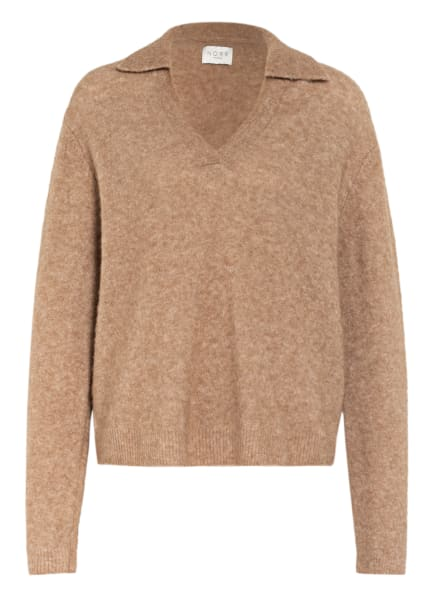 NORR Pullover mit Alpaka, Farbe: BEIGE (Bild 1)