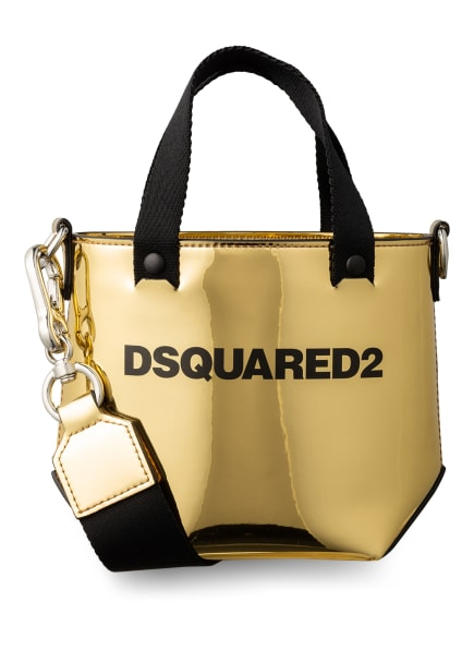DSQUARED2 Umhängetasche, Farbe: GOLD (Bild 1)