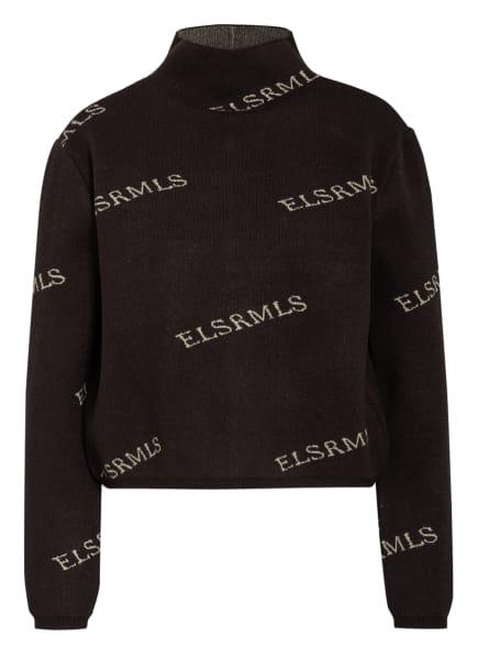 ER ELIAS RUMELIS Pullover MINE, Farbe: SCHWARZ (Bild 1)