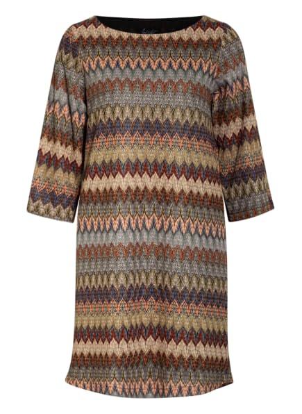 Jadicted Kleid mit 3/4-Arm, Farbe: HELLGRÜN/ HELLBLAU (Bild 1)