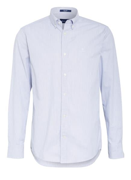 GANT Hemd Regular Fit, Farbe: WEISS/ BLAU (Bild 1)