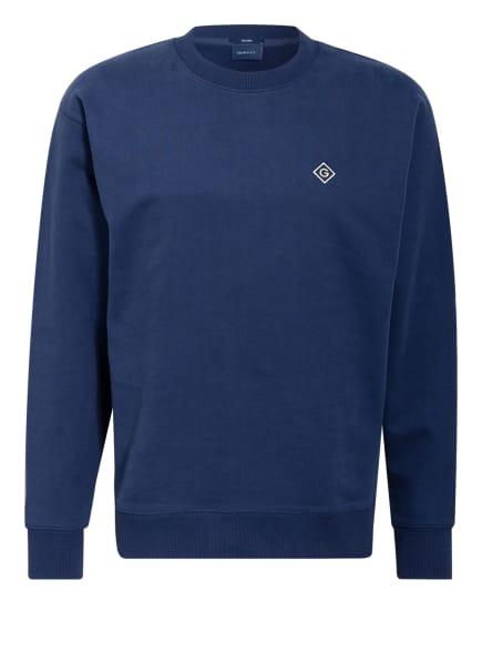 GANT Sweatshirt , Farbe: BLAU (Bild 1)