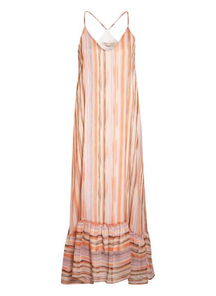 RINASCIMENTO Kleid , Farbe: HELLORANGE/ HELLLILA/ GOLD (Bild 1)