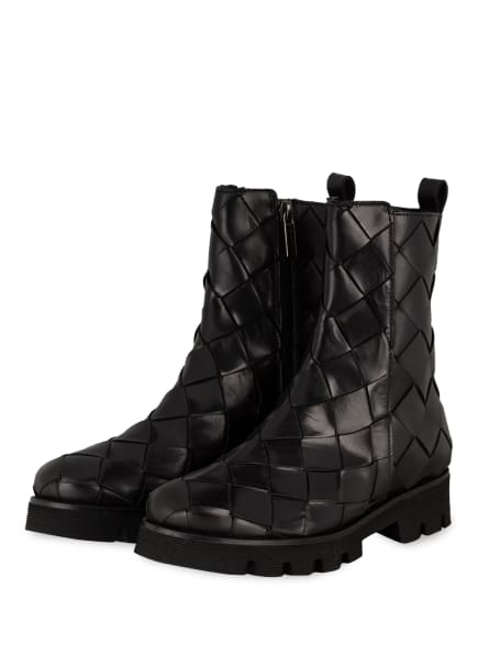 PONS QUINTANA Boots JENNY, Farbe: SCHWARZ (Bild 1)