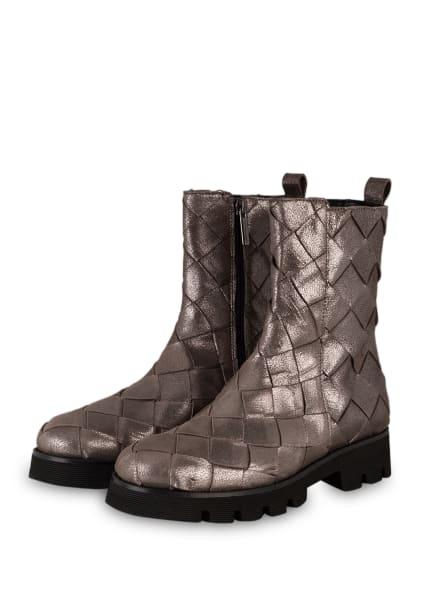 PONS QUINTANA Boots JENNY, Farbe: TAUPE (Bild 1)