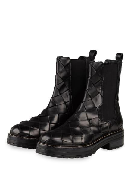 PONS QUINTANA Chelsea-Boots ANDREA, Farbe: SCHWARZ (Bild 1)