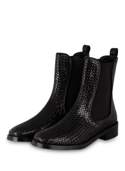 PONS QUINTANA Chelsea-Boots, Farbe: SCHWARZ (Bild 1)