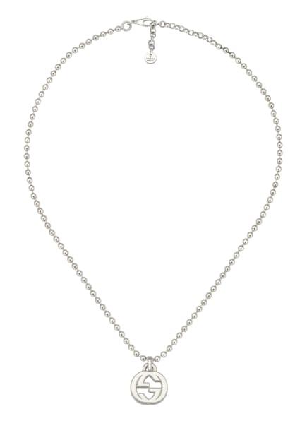 GUCCI Halskette GG, Farbe: SILBER (Bild 1)