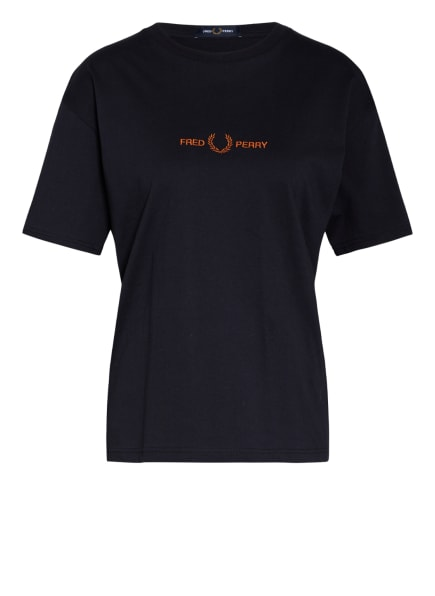 FRED PERRY T-Shirt , Farbe: DUNKELBLAU (Bild 1)