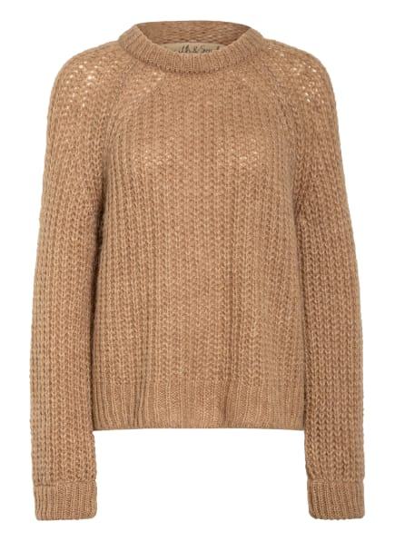 Smith&Soul Pullover, Farbe: HELLBRAUN (Bild 1)