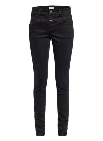 CLOSED Jeans STACEY X New Slim Fit, Farbe: 100 BLACK (Bild 1)