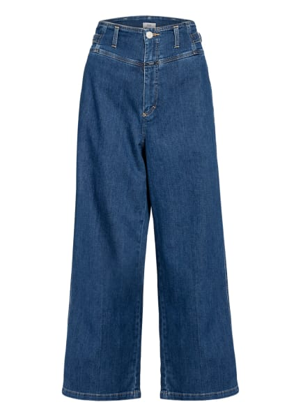 CLOSED Jeans-Culotte AYNA, Farbe: DBL DARK BLUE (Bild 1)
