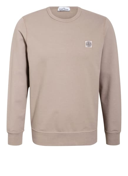 STONE ISLAND Sweatshirt, Farbe: TAUPE (Bild 1)