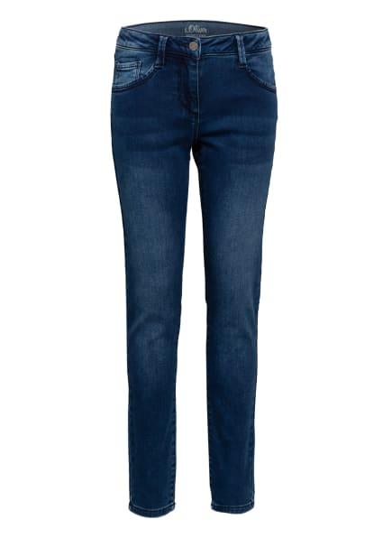 s.Oliver RED Jeans SURI Regular Fit, Farbe: 57Z5 dark blue (Bild 1)