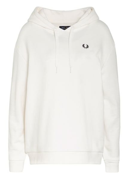 FRED PERRY Hoodie, Farbe: WEISS (Bild 1)