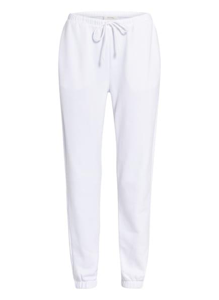 American Vintage Sweatpants FOBYE, Farbe: WEISS (Bild 1)