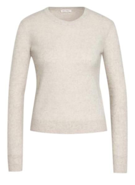 American Vintage Alpaka-Pullover NUASKY , Farbe: CREME (Bild 1)