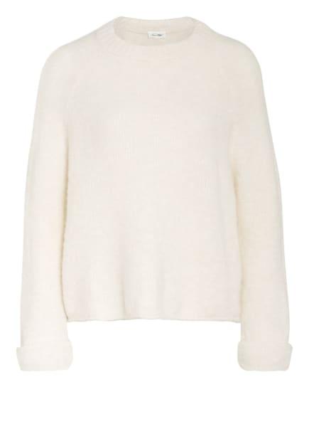American Vintage Pullover EAST mit Alpaka , Farbe: WEISS (Bild 1)