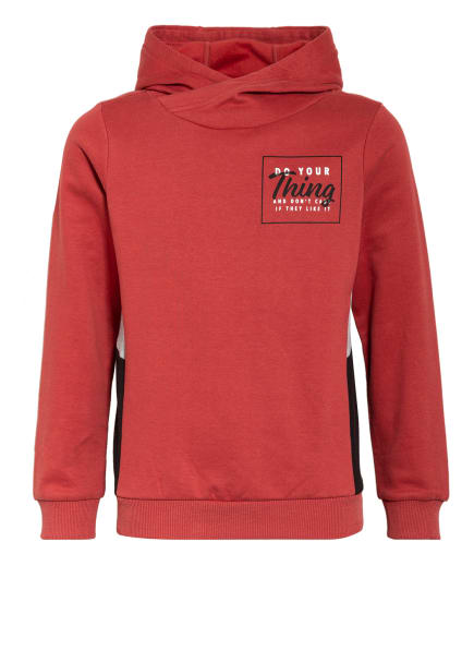 s.Oliver Hoodie , Farbe: ROT (Bild 1)