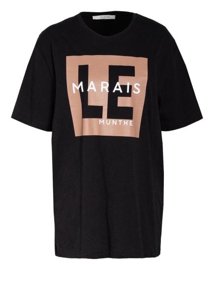MUNTHE T-Shirt SUNRISE, Farbe: SCHWARZ (Bild 1)