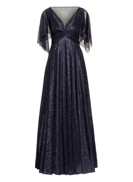 TALBOT RUNHOF Abendkleid COLEEN mit Paillettenbesatz, Farbe: DUNKELBLAU (Bild 1)