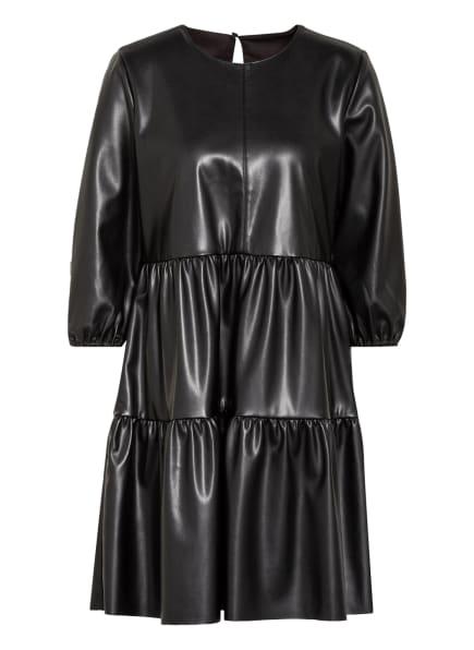 Mrs & HUGS Kleid mit 3/4-Arm, Farbe: SCHWARZ (Bild 1)