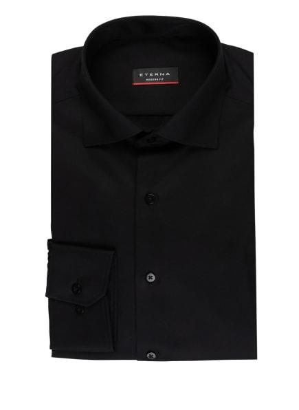 ETERNA Hemd Modern Fit, Farbe: SCHWARZ (Bild 1)