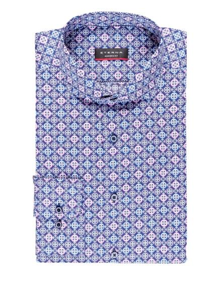 ETERNA Hemd Modern Fit, Farbe: BLAU/ ROSA/ WEISS (Bild 1)
