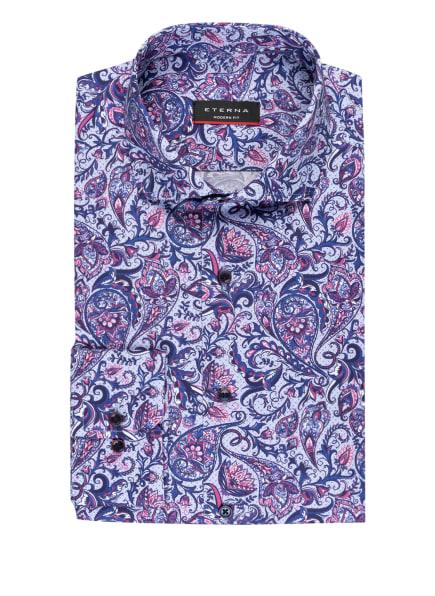 ETERNA Hemd Modern Fit, Farbe: HELLBLAU/ BLAU/ ROSA (Bild 1)