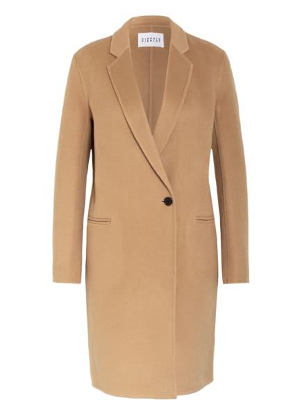 CLAUDIE PIERLOT Mantel GOODMAN, Farbe: CAMEL (Bild 1)