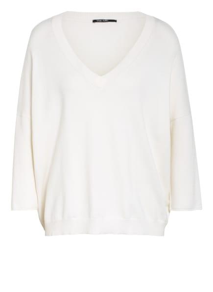MARC AUREL Pullover mit 3/4-Arm , Farbe: 53000 milk (Bild 1)