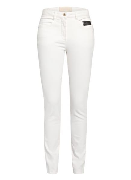 MARC AUREL Skinny Jeans, Farbe: WEISS (Bild 1)